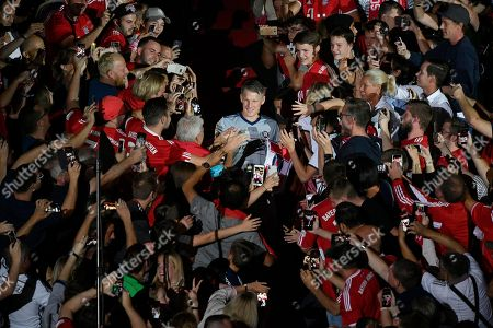 Farewell game Bastian Schweinsteiger, Allianz Arena, Munich, Bavaria, Germany