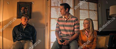 Stock Photo of Billy Magnussen as Mason, Jon Barinholtz as Pat, Meredith Hagner as Abbie