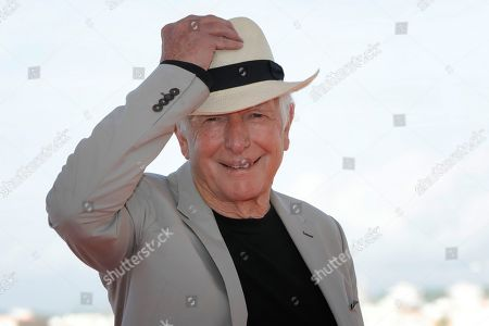 Australian director Peter Weir poses for photographers before receiving the Sitges International Fantastic Film Festival's Honorary Award in Sitges, near Barcelona, northeastern Spain, 11 October 2018. The Sitges Fantastic Film Festival runs from 04 to 14 October 2018.