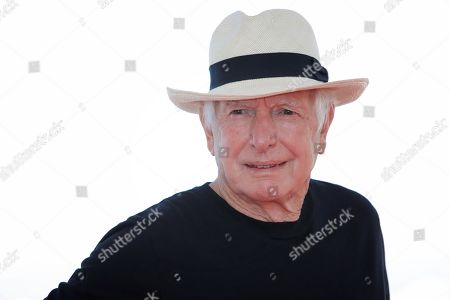 Stock Picture of Australian director Peter Weir poses for photographers before receiving the Sitges International Fantastic Film Festival's Honorary Award in Sitges, near Barcelona, northeastern Spain, 11 October 2018. The Sitges Fantastic Film Festival runs from 04 to 14 October 2018.