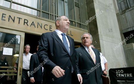 Stock Picture of Harvey Weinstein. Ben Brafman. Harvey Weinstein, left, leaves court with his attorney Benjamin Brafman in New York, . Manhattan's district attorney dropped part of the criminal sexual assault case against Weinstein on Thursday after evidence emerged that cast doubt on the account one of his three accusers provided to the grand jury
