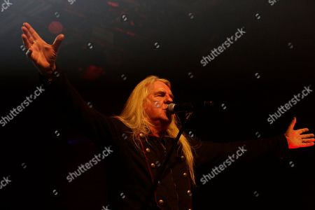 Stock Photo of Biff Byford