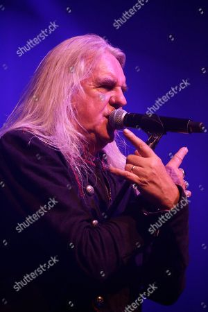 Stock Picture of Biff Byford