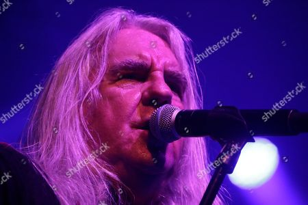 Stock Image of Biff Byford