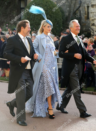 Editorial photo of The wedding of Princess Eugenie and Jack Brooksbank, Pre-Ceremony, Windsor, Berkshire, UK -  12 Oct 2018
