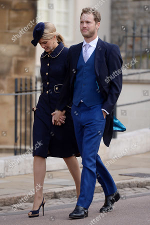 Editorial picture of The wedding of Princess Eugenie and Jack Brooksbank, Pre-Ceremony, Windsor, Berkshire, UK -  12 Oct 2018