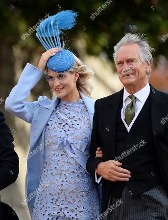 Poppy Delevingne and Charles Delevingne