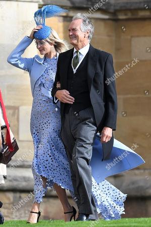 Editorial image of The wedding of Princess Eugenie and Jack Brooksbank, Pre-Ceremony, Windsor, Berkshire, UK -  12 Oct 2018