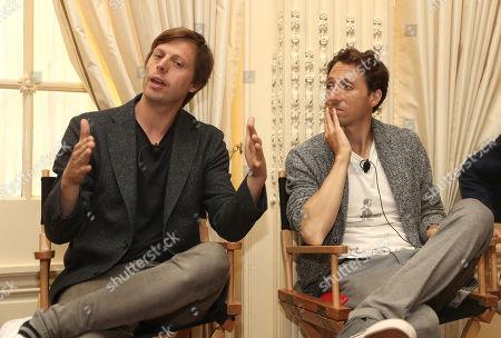 Director Felix Van Groeningen and Author Nic Sheff