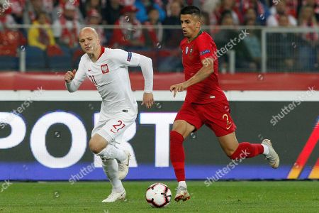 Editorial picture of Portugal Nations League Soccer, Chorzow, Poland - 11 Oct 2018