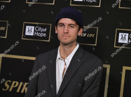 Editorial picture of City of Hope Gala, Los Angeles, USA - 11 Oct 2018