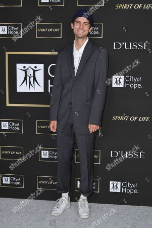 Editorial photo of City of Hope Gala, Los Angeles, USA - 11 Oct 2018