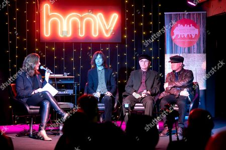Editorial picture of Primal Scream 'Give Out But Don't Give Up' Album Signing, HMV, London, UK - 11 Oct 2018