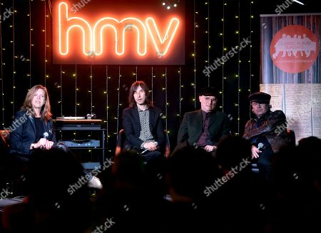 Editorial photo of Primal Scream 'Give Out But Don't Give Up' Album Signing, HMV, London, UK - 11 Oct 2018