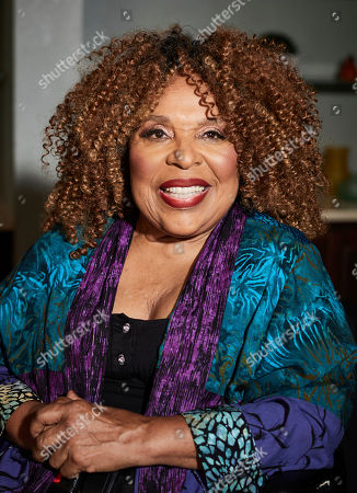 Editorial photo of Roberta Flack Portrait Session, New York, USA - 25 May 2018