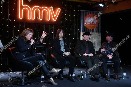 Primal Scream - Colleen 'Cosmo' Murphy, Bobby Gillespie, Andrew Innes, Martin Duffy