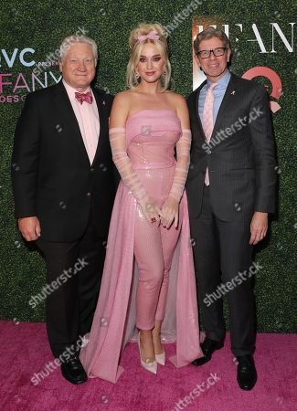 Ron Fromm, Katy Perry, Michael George
