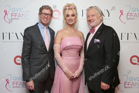 Mike George, Katy Perry and Ron Fromm