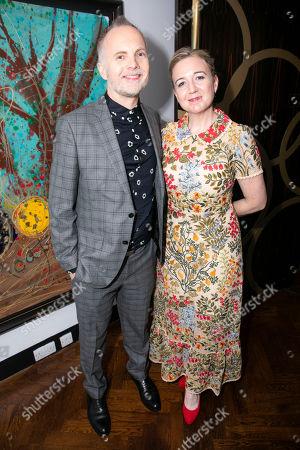 Peter McKintosh (Designer) and Josie Rourke (Director)