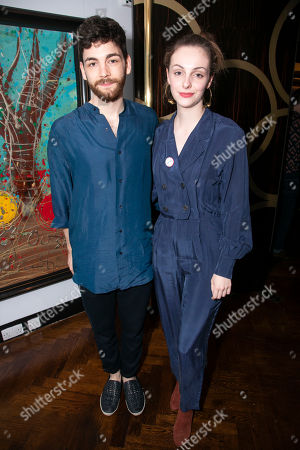 Stock Picture of Jamie Armitage and Helena Wilson (Mariana)