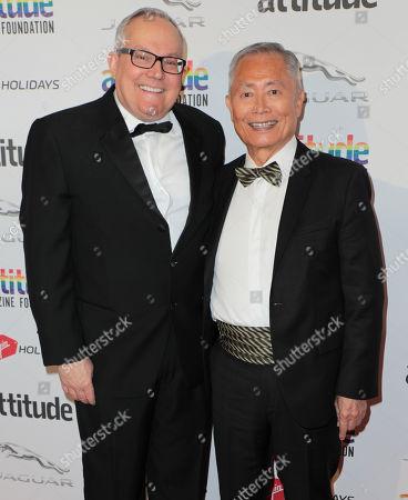 Editorial image of Attitude Magazine Awards, London, UK - 11 Oct 2018