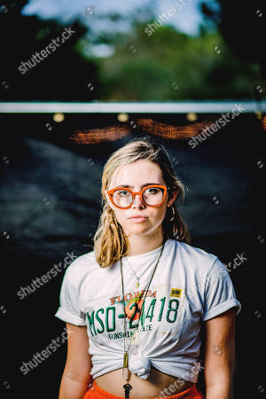 Delaney Tarr, of March For Our Lives