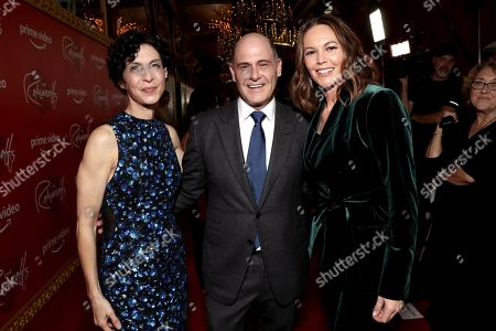 Editorial picture of 'The Romanoffs' TV show premiere, Arrivals, New York, USA - 11 Oct 2018