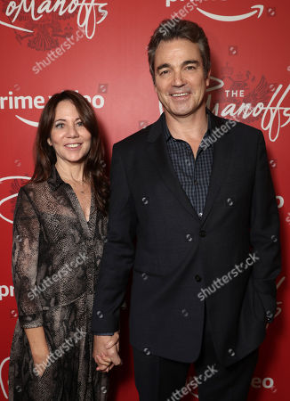 Editorial photo of 'The Romanoffs' TV show premiere, Arrivals, New York, USA - 11 Oct 2018