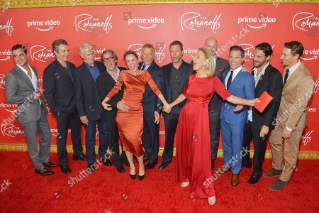 Juan Pablo Castaneda, Jon Tenney, James Naughton, Griffin Dunne, Paul Reiser, Corey Stoll, Mike Doyle, Jack Huston, JJ Feild, Radha Mitchell and Marthe Keller