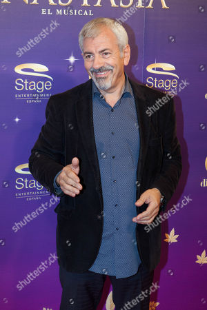 Editorial picture of 'Anastasia The Musical' premiere, Madrid, Spain - 09 Oct 2018