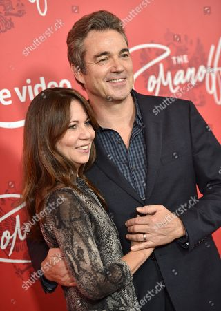 Editorial image of 'The Romanoffs' TV show premiere, Arrivals, New York, USA - 11 Oct 2018