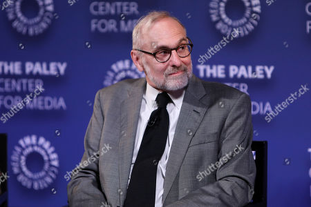 Editorial photo of PALEYFEST NY: Sunday Morning, New York, USA - 11 Oct 2018