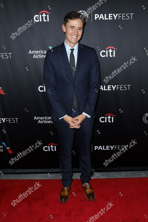 Editorial picture of PALEYFEST NY: Sunday Morning, New York, USA - 11 Oct 2018
