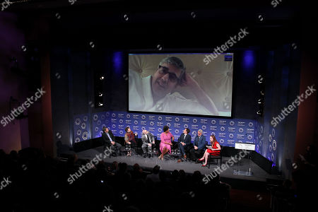 Editorial image of PALEYFEST NY: Sunday Morning, New York, USA - 11 Oct 2018