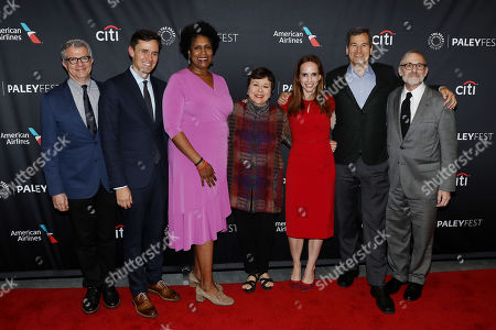 Jay Kernis, Conor Knighton, Nany Giles, Martha Teichner, Faith Salie, David Pogue, Rand Morrison