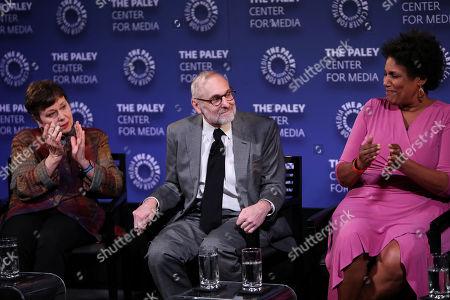 Martha Teichner, Rand Morrison, Nancy Giles