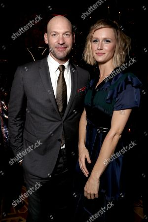 Editorial photo of 'The Romanoffs' TV show premiere, Inside, New York, USA - 11 Oct 2018
