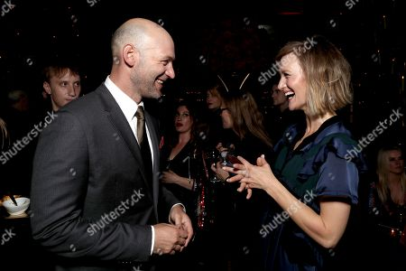 Editorial picture of 'The Romanoffs' TV show premiere, Inside, New York, USA - 11 Oct 2018