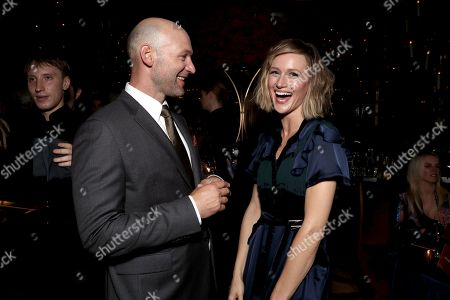 Editorial image of 'The Romanoffs' TV show premiere, Inside, New York, USA - 11 Oct 2018