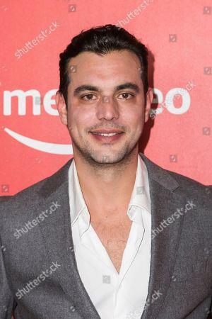 Actor Juan Pablo Castaneda