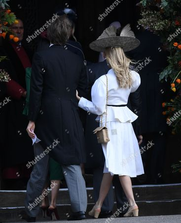 Editorial image of Royal Wedding of Princess Eugenie and Jack Brooksbank in Windsor, United Kingdom - 12 Oct 2018