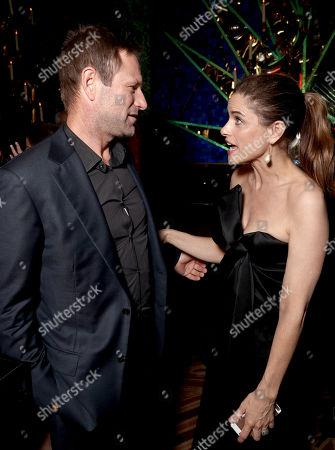 Editorial image of 'The Romanoffs' TV show premiere, After Party, New York, USA - 11 Oct 2018