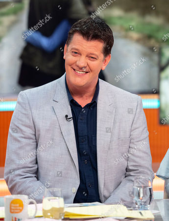 Editorial photo of 'Good Morning Britain' TV show, London, UK - 12 Oct 2018