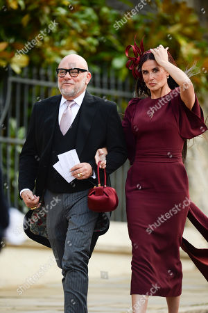 Eric Buterbaugh and Demi Moore