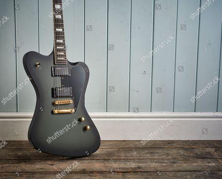 A Ltd Sparrowhawk Bill Kelliher Signature Electric Guitar