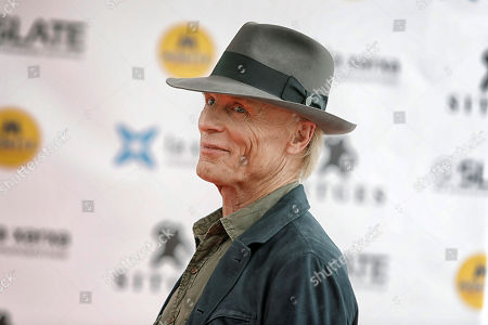 US actor Ed Harris poses before receiving the event's Honorary Award at the Sitges International Fantastic Film Festival, in Sitges, Barcelona, Spain, 12 October 2018. The festival runs from 04 to 14 October 2018.