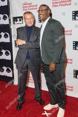 Michael Kutza and George Tillman, Jr.