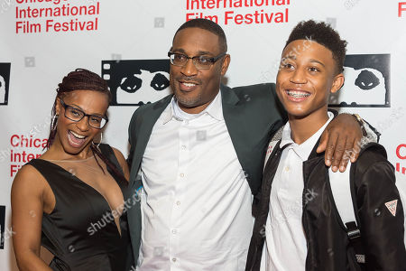 Editorial image of 'The Hate U Give' premiere, Chicago International Film Festival, USA - 11 Oct 2018