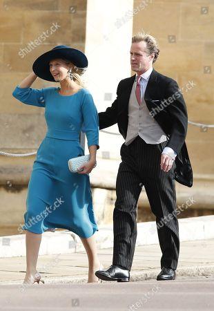 Lady Gabriella Windsor and Thomas Kingston