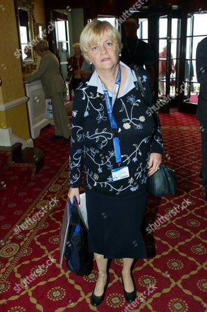 Conservative Party Conference Bournemouth 2002...a Slim Looking Ann Widdecombe At The Highcliff Hotel Bournemouth Todaypicture Jeremy Selwyn